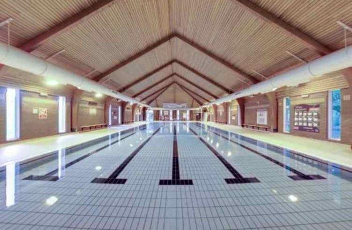 Honiton Swimming Pool. Image: LED