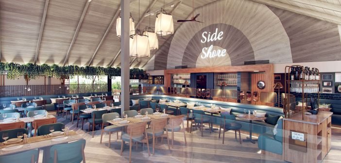 Michael Caines reveals first look at Mickeys Beach Bar and Restaurant – with new Exmouth seafront eatery set to open in March 2021