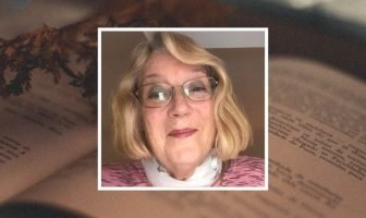 Shortlist honour: Diane Chorley, 77, from Seaton, has been recognised in the King Lear Prizes competition. Picture: contributed