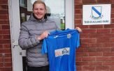 Ryan Smales is the manager of the new third team at Feniton Football Club. Picture: Feniton FC