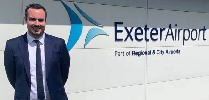 Exeter Airport could land £8million lifeline after East Devon MP campaigns for government aid