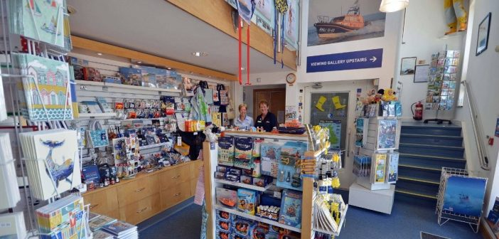 Exmouth RNLI seeks volunteer manager for charity's Queen's Drive lifeboat station shop