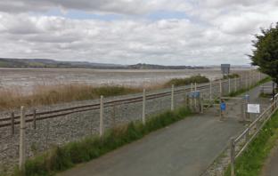 The Exmouth - Lympstone Exe Estuary Trail. Image: Google Maps