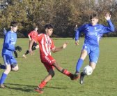 Big win for Brixington Blues U16s as young Exmouth side net 11 against Budleigh