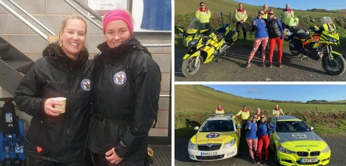 Exmouth mum says 24-hour walk for Honiton-based Devon Freewheelers was 'hardest thing I have ever done'
