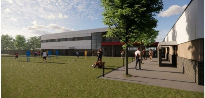 Exeter City FC unveils plans for state-of-the-art new training ground facilities to East Devon council