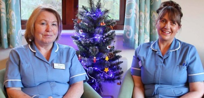 Hospiscare thanks businesses in Exeter and East Devon for raising £14,500 to make a difference during December