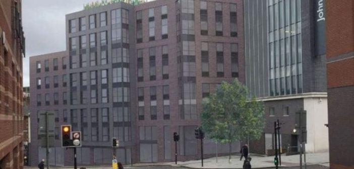 Seven-storey student flats plan resubmitted for site of closed Exeter city centre pub