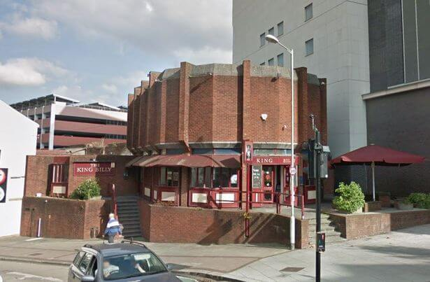 The former King Billy pub in Exeter. Image: Google Maps