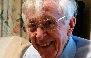 Ken Cooper, 93, had lived in Newton Poppleford since the year 2000.