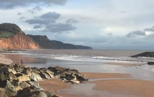 Sidmouth seafront. Picture: EDDC