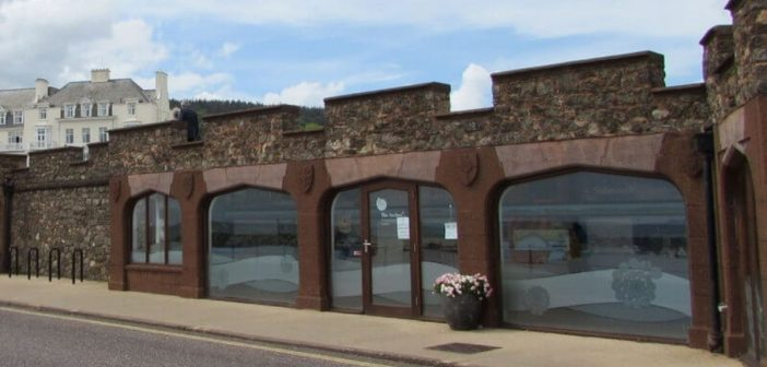 'Unique' opportunity to lease Sidmouth seafront Arches and help promote the town