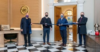 Clyst St Mary: Celebrations as businesses move into new offices after £2million Winslade Park refurbishment