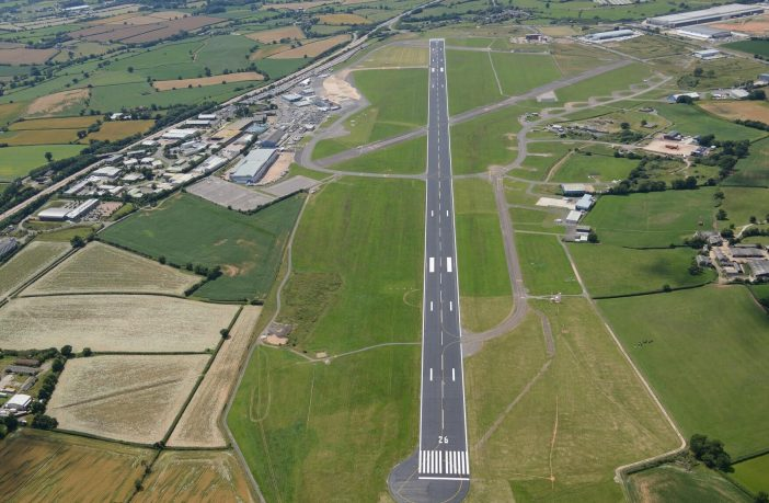 Exeter Airport. Picture: Still Imaging