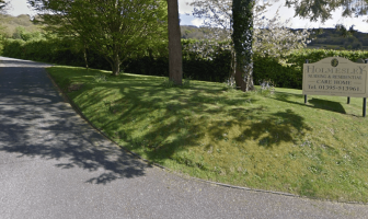 Holmesley Care Home in Fortescue Road, Sidmouth. Image: Google Maps