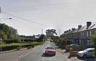 Station Road in Broadclyst. Image: Google Maps