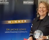 National award for Exmouth pharmacist's cancer early-detection service
