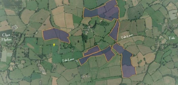 Large-scale solar farm proposed for East Devon farm could power 15,000 homes