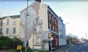 Globe Backpackers hostel in Exeter. Image: Google Maps