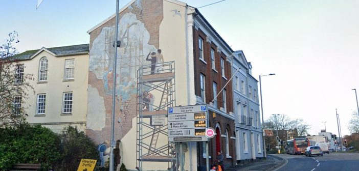 Backpacker hostel in Exeter could be turned into apartments after pandemic hits trade
