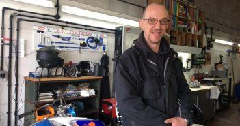 Jessi's generosity: Honiton mechanic works for free to keep Devon Freewheelers on the road