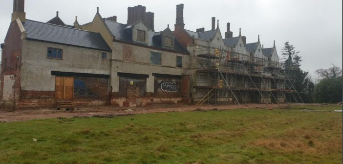 Homes plan for historic Salston Manor in Ottery St Mary wins unanimous approval