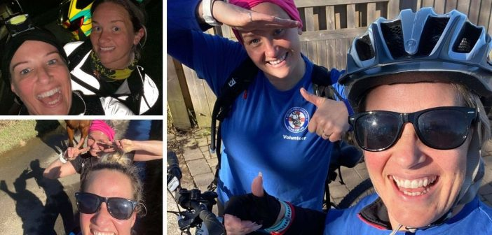 Exmouth 'hero' takes on second year of extreme challenges for Devon Freewheelers