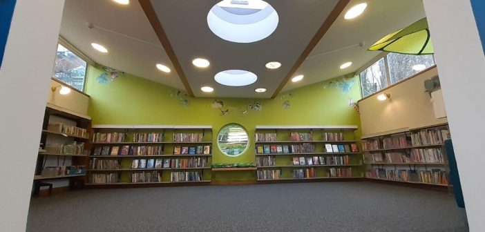 Facelift for Honiton Library as readers return after lockdown