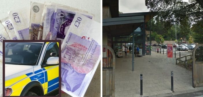 East Devon: Man tries to swap £700 fake cash in Ottery supermarket, prompting police to urge vigilance