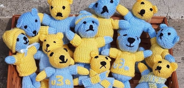 Prizes up for grabs for spotting teddies hidden in Honiton