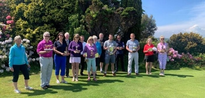 East Devon gold round-up – June 7: It's a knockout at East Devon Golf Club and cup action at Axe Cliff Golf Club