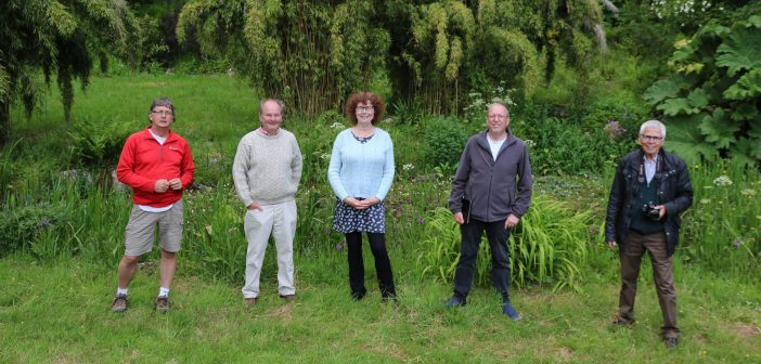 Week of free walks and talks to mark Sidmouth nature group's first birthday
