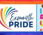 Pride as new flags fly in Exmouth to celebrate diversity and inclusion