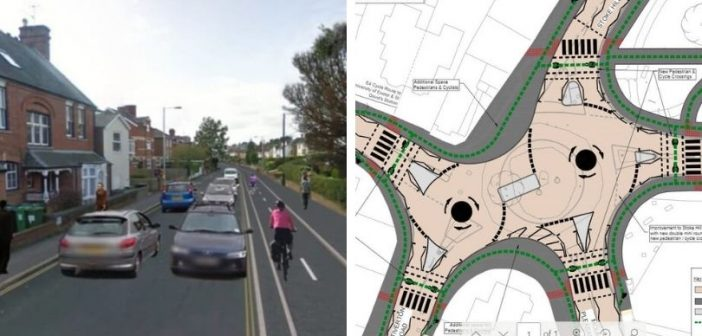Consultation over next stage of cross-city cycle route in Exeter