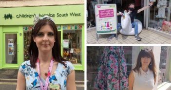 Children's Hospice South West issues urgent appeal for summer clothing donations at East Devon and Exeter charity shops