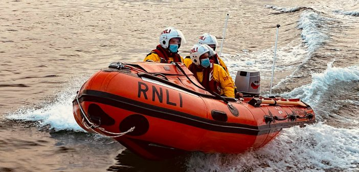 RNLI rescues sailor with heatstroke needing 'urgent medical attention' whose boat broke down off Exmouth