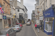 Archive photo: Fore street in Sidmouth. Image: Google Maps
